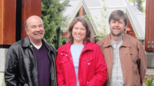 Photo of Aaron, Susan and Ernie - Spectrum's Co-Directors