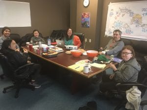 November 2016 Meeting of the Employment Support Group