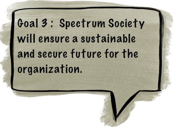Goal 3 Ensuring a Sustainable Future for Spectrum